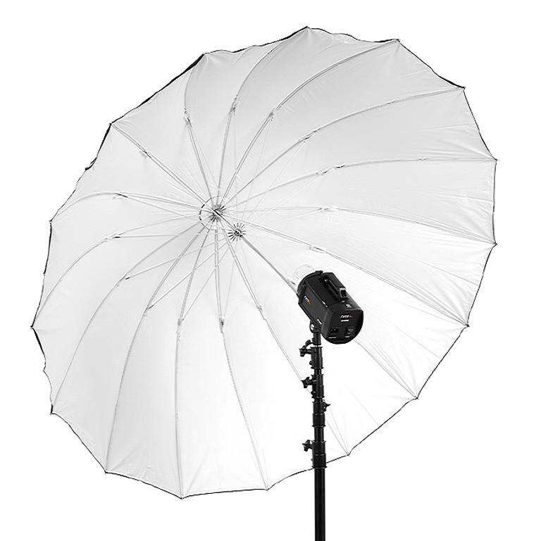 Parasolka paraboliczna biała Fomei BW-185 (FY9176)