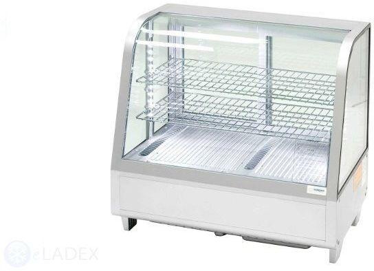 Szafa chłodnicza INOX GNC-740 CEBEA - biały