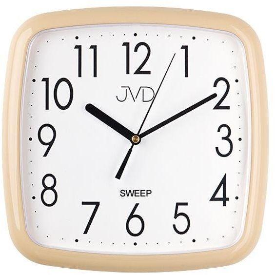 Zegar ścienny JVD HP615.10 Cichy mechanizm