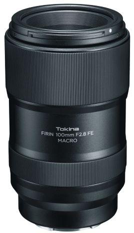 Tokina FIRIN 100mm F2.8 FE MACRO - obiektyw stałoogniskowy do Sony E Tokina FiRIN 100mm f/2.8 FE Macro