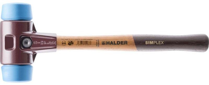 Młotek Halder Simplex EH3001 60 mm (miękki elastomer)