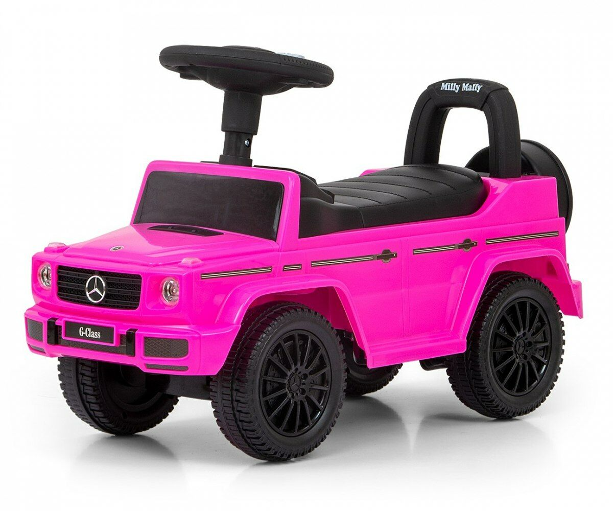 Pojazd MERCEDES G350d Pink S
