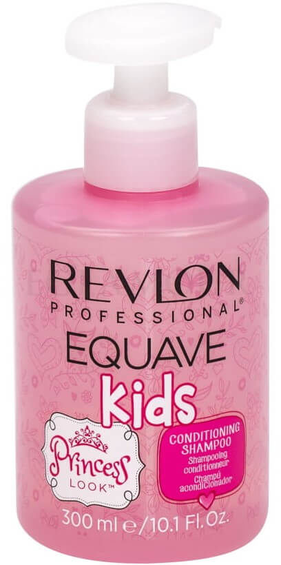 Revlon EQ Kids Princess - szampon dla dzieci 300ml