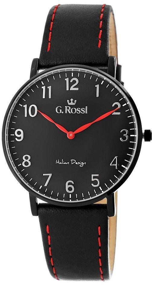 Zegarek Męski G.Rossi 11989A5-1A3