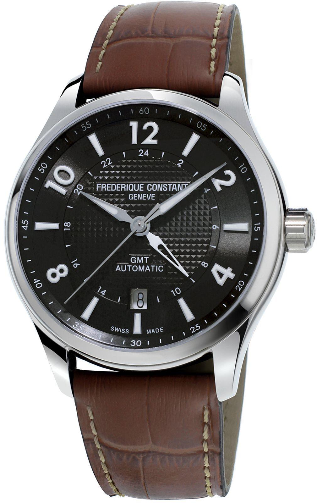 Zegarek męski Frederique Constant Runabout GMT Automatic Limited Edition