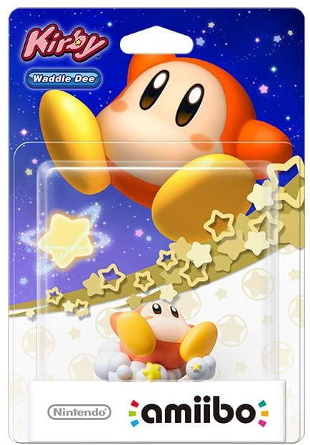 Figurka Amiibo Kirby - Waddle Dee