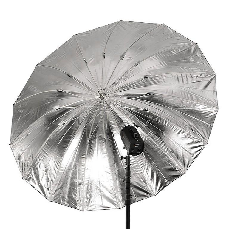 Parasolka paraboliczna srebrna Fomei BS-185 (FY9178)