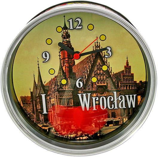 Zegar w puszce duży Wrocław