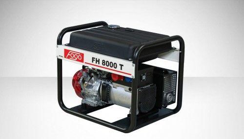 AGREGAT PRĄDOTWÓRCZY FOGO FH 8000 T HONDA GENERATOR