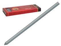 Koh i noor Wkład do Ołówka Kubuś 5.6mm Srebrny 6s