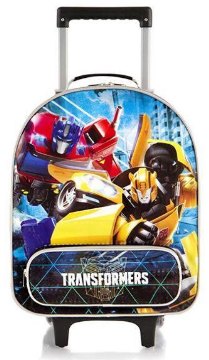 Dziecięca walizka Heys Hasbro Softside Luggage - Tranformers - Tranformers