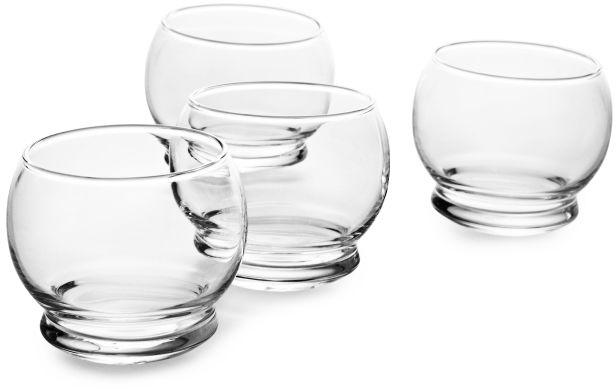 Szklanki Rocking Glass 4 szt.