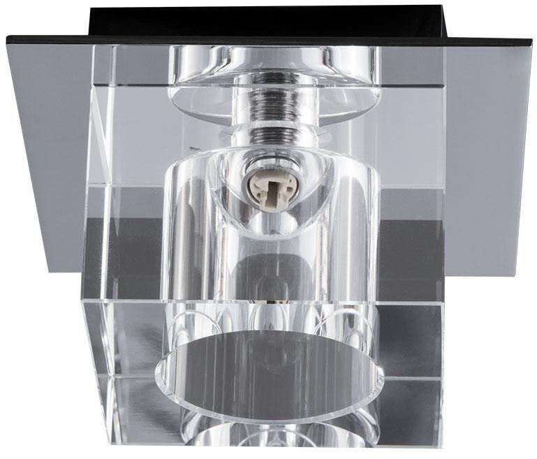 Plafon Rocco Orlicki Design szklana oprawa natynkowa w nowoczesnym stylu