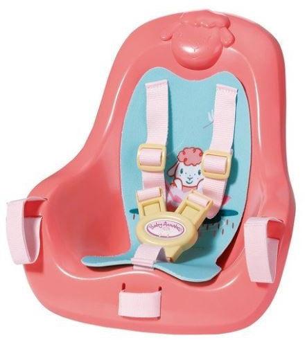 Baby Annabell - Fotelik rowerowy dla lalki 703335