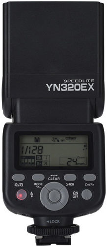 Yongnuo YN320EX Speedlite - lampa błyskowa do Sony Yongnuo YN320EX Speedlite