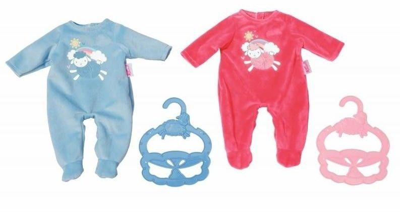 Baby Annabell - Ubranko Pajacyk niebieski 702420 A
