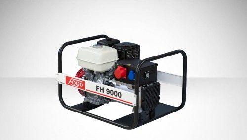 AGREGAT PRĄDOTWÓRCZY FOGO FH 9000 HONDA GENERATOR
