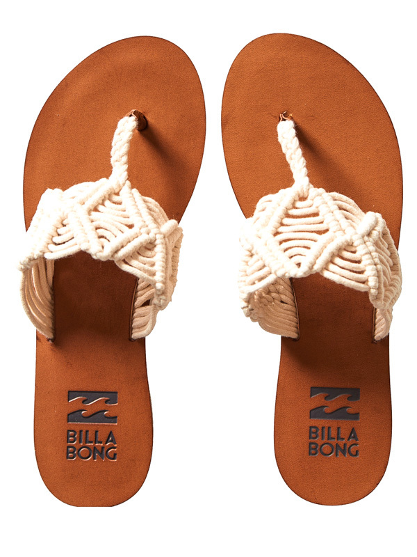 Billabong SETTING FREE NATURAL japonki - 36EUR