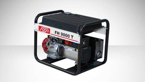 Agregat prądotwórczy Fogo FH 9000 T Honda generator