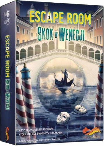 Escape Room - Skok w Wenecji