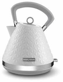 Czajnik Morphy Richards Vector Pyramid Biały 1.5 L