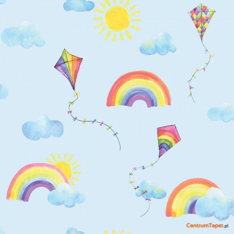 Tapeta 91022 Over the Rainbow Holden