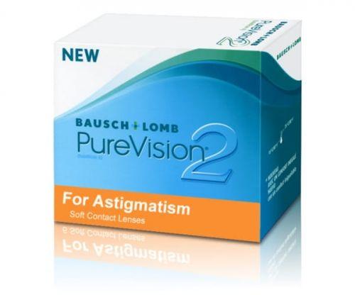 PureVision 2 HD for Astigmatism - 6 sztuk