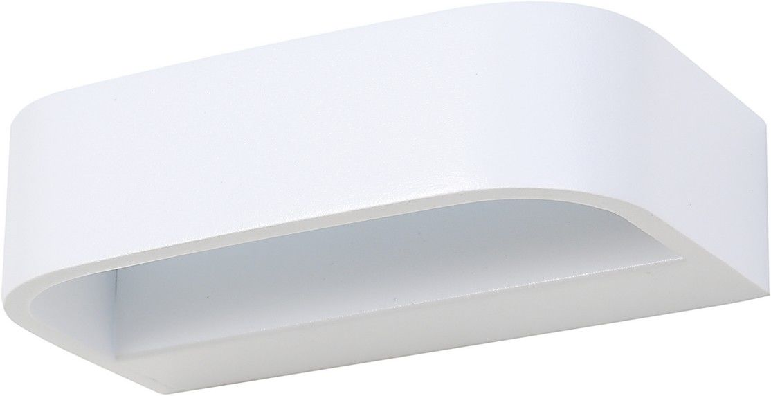 Kinkiet Gess LED góra / dół 6912 Nowodvorski Lighting nowoczesna oprawa w kolorze białym