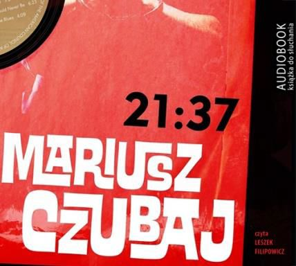 21:37 Mariusz Czubaj Audiobook mp3 CD