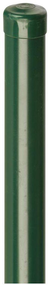 Słupek ogrodzeniowy do siatki 4,2 x 150 cm zielony ARCELOR MITTAL