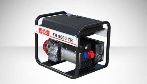 AGREGAT PRĄDOTWÓRCZY FOGO FH 9000 TR HONDA GENERATOR