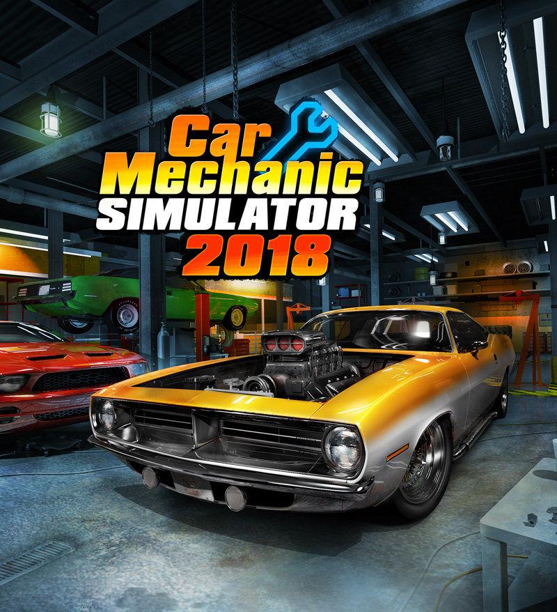 Car Mechanic Simulator 2018 (PC) PL klucz Steam