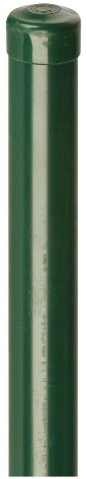 Słupek ogrodzeniowy do siatki 4,2 x 175 cm zielony ARCELOR MITTAL