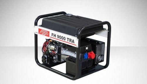 AGREGAT PRĄDOTWÓRCZY FOGO FH 9000 TRA HONDA GENERATOR
