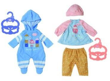 Baby Annabell - Ubranko pajacyk dla lalki niebieski 703007 B