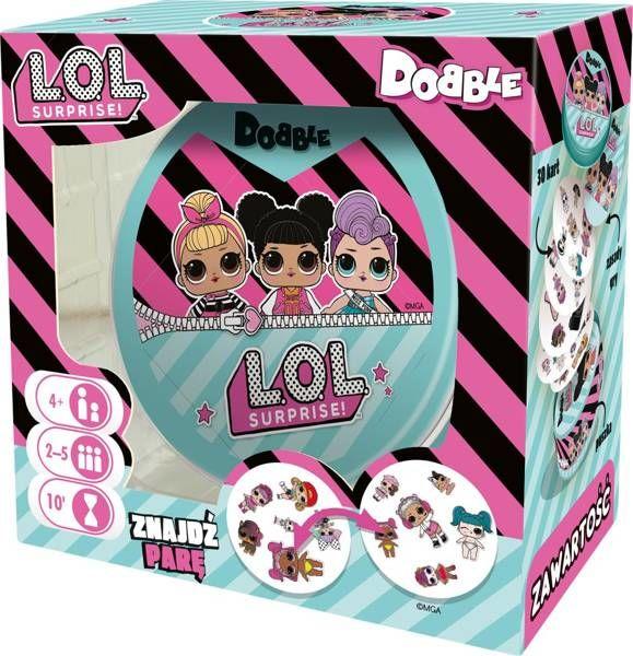 Dobble L.O.L. Surprise! - Rebel