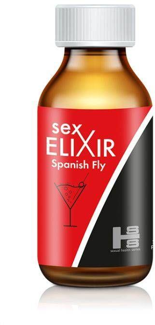 Sex Elixir Spanish Fly 15ml 100% DYSKRECJI BEZPIECZNE ZAKUPY