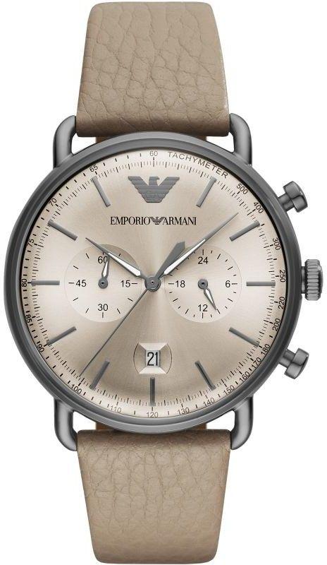 Zegarek Emporio Armani AR11107 - CENA DO NEGOCJACJI - DOSTAWA DHL GRATIS, KUPUJ BEZ RYZYKA - 100 dni na zwrot, możliwość wygrawerowania dowolnego tekstu.