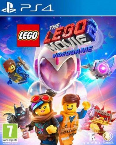 Lego Przygoda 2 PS 4