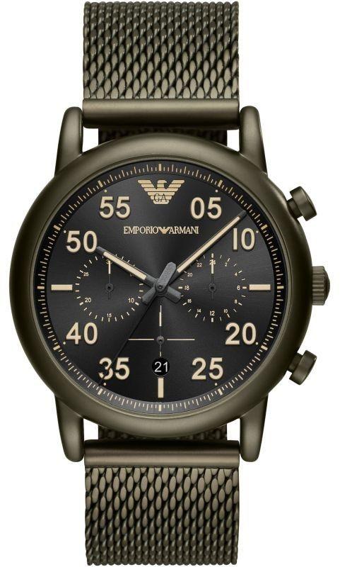 Zegarek Emporio Armani AR11115 - CENA DO NEGOCJACJI - DOSTAWA DHL GRATIS, KUPUJ BEZ RYZYKA - 100 dni na zwrot, możliwość wygrawerowania dowolnego tekstu.