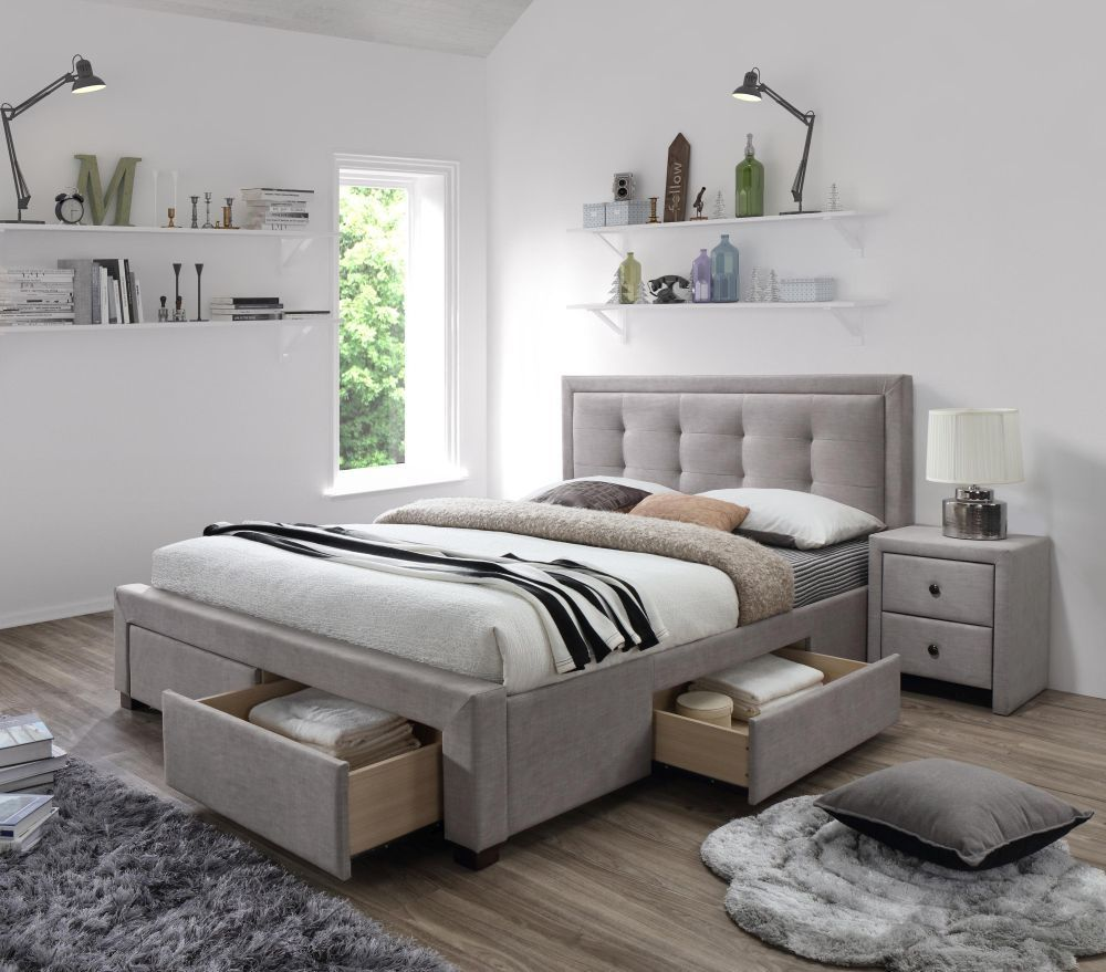 Łóżko Evora 160 Halmar
