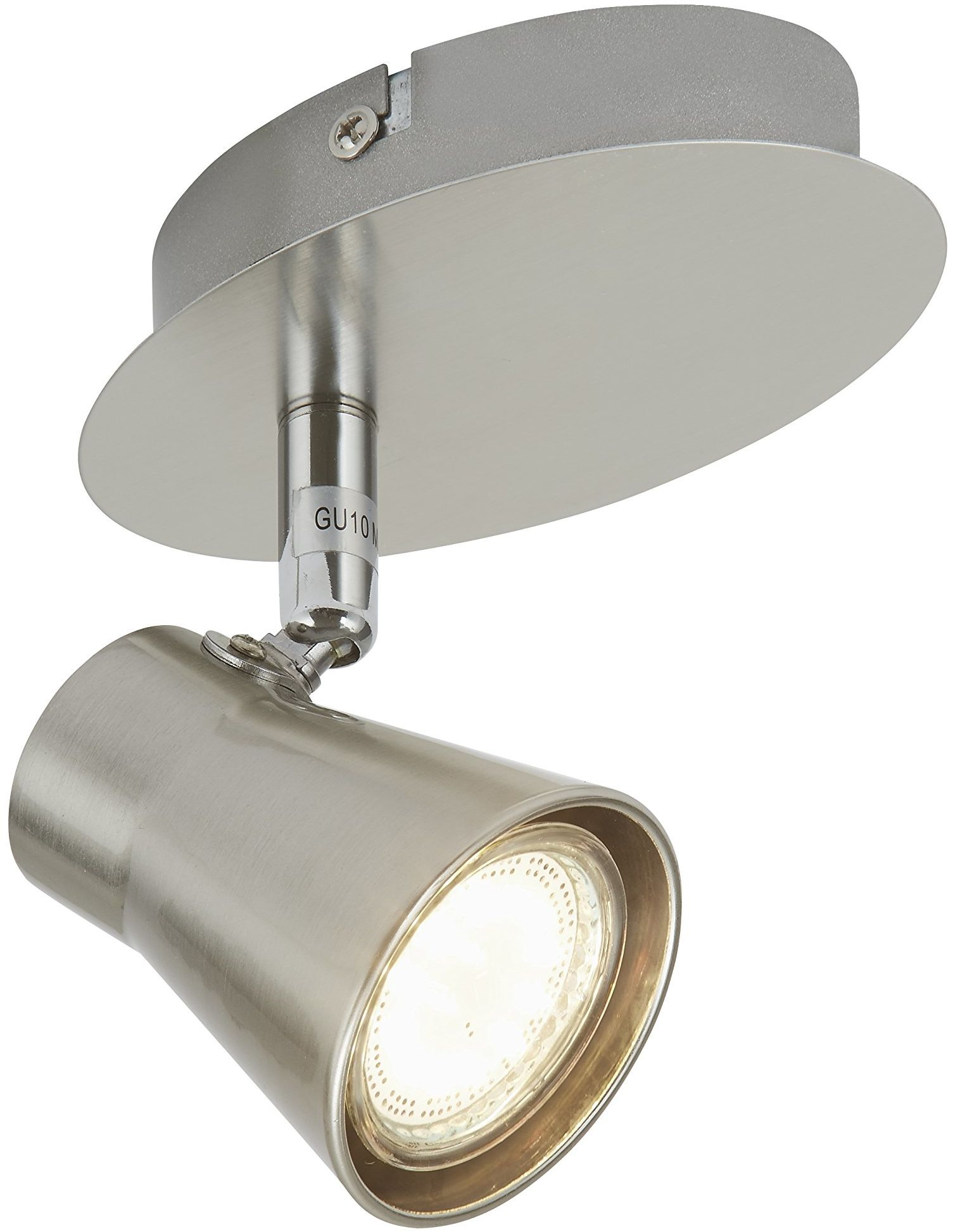 Briloner Leuchten lampa ścienna LED, lampa ścienna, lampa sufitowa, reflektor LED, lampa do salonu, lampa sufitowa, reflektor sufitowy, lampa sufitowa