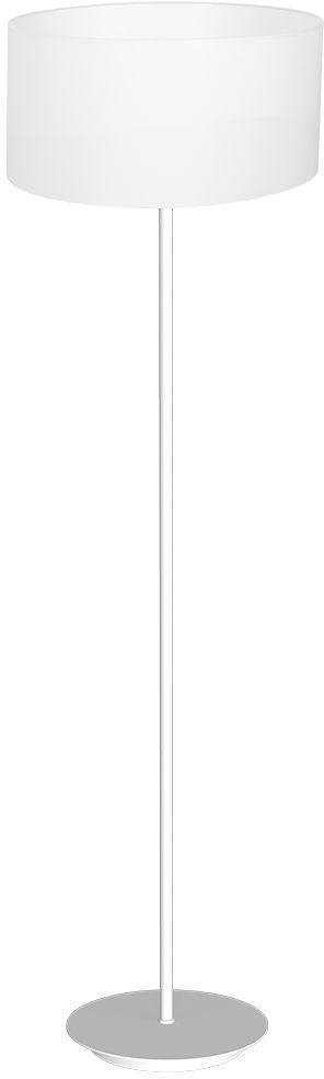 Lampa stojąca BARI WHITE 1xE27 MLP4682 Milagro  SPRAWDŹ RABATY  5-10-15-20 % w koszyku