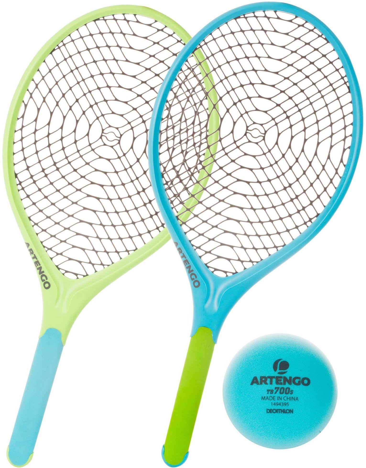 ZESTAW tenis FUNNYTEN: 2 RAKIETY I 1 PIŁKA
