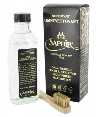 Odplamiacz do zamszu i nubuku 100ml SAPHIR Medaille D''or