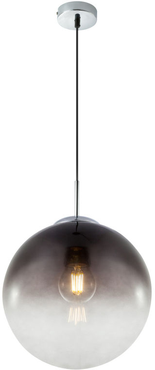 Globo VARUS 15863 lampa wisząca satynowana 1xE27 30cm