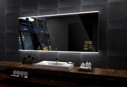 Lustro LED BRASIL 80x60cm.