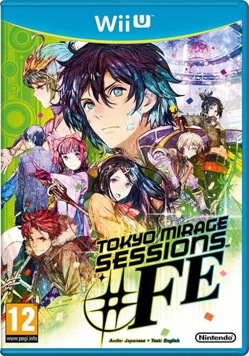 Gra Tokyo Mirage Sessions #FE (Nintendo WiiU)
