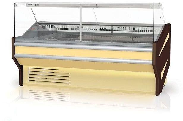Lada chłodnicza L-F/202/107 RAPA - 2020 mm