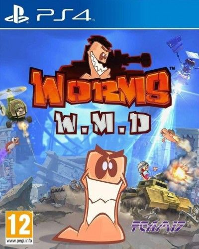 Worms W.M.D. PS 4